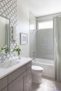 Amazing Small Bathrooms In Small Appartment Ideas 22