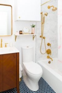 Amazing Small Bathrooms In Small Appartment Ideas 41