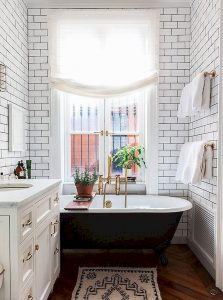 Amazing Small Bathrooms In Small Appartment Ideas 42