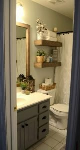 Amazing Small Bathrooms In Small Appartment Ideas 47