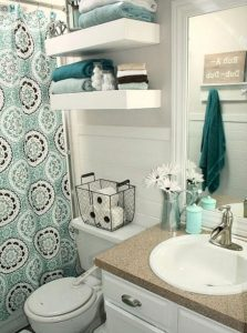 Amazing Small Bathrooms In Small Appartment Ideas 54