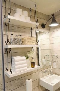 Amazing Small Bathrooms In Small Appartment Ideas 56
