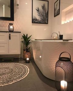 Amazing Small Bathrooms In Small Appartment Ideas 88
