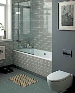 Amazing Small Bathrooms In Small Appartment Ideas 91