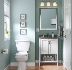 Amazing Small Bathrooms In Small Appartment Ideas 98