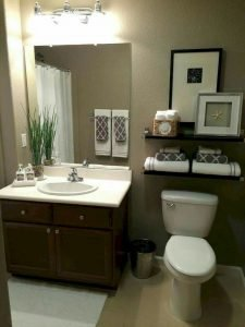Amazing Small Bathrooms In Small Appartment Ideas 101