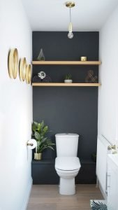 Amazing Small Bathrooms In Small Appartment Ideas 106