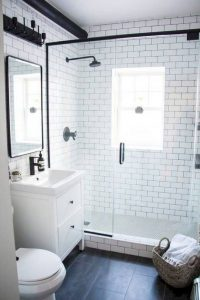 Amazing Small Bathrooms In Small Appartment Ideas 118