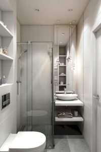 Amazing Small Bathrooms In Small Appartment Ideas 130