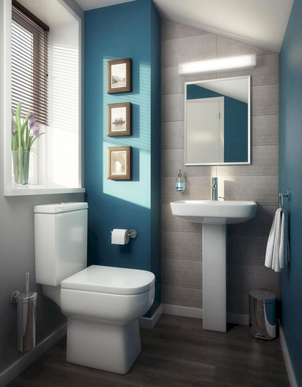 Small Bathroom Appartement270