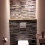 Space Saving Toilet Design for Small Bathroom 94