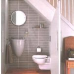 Space Saving Toilet Design for Small Bathroom 104