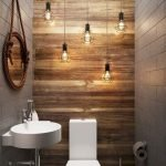 Space Saving Toilet Design for Small Bathroom 119