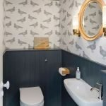 Space Saving Toilet Design for Small Bathroom 121