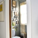 Space Saving Toilet Design for Small Bathroom 134