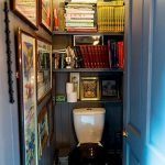 Space Saving Toilet Design for Small Bathroom 138