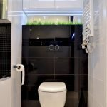 Space Saving Toilet Design for Small Bathroom 140