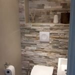 Space Saving Toilet Design for Small Bathroom 155
