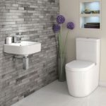 Space Saving Toilet Design for Small Bathroom 169