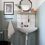 Space Saving Toilet Design for Small Bathroom 177