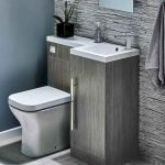 Space Saving Toilet Design for Small Bathroom 181