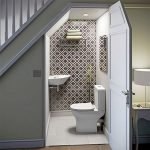 Space Saving Toilet Design for Small Bathroom 190