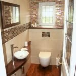 Space Saving Toilet Design for Small Bathroom 192