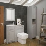 Space Saving Toilet Design for Small Bathroom 194