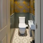 Space Saving Toilet Design for Small Bathroom 196