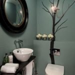 Space Saving Toilet Design for Small Bathroom 197