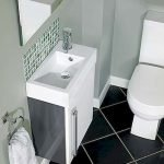 Space Saving Toilet Design for Small Bathroom 13