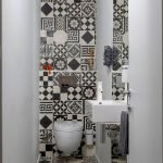 Space Saving Toilet Design for Small Bathroom 19