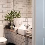Space Saving Toilet Design for Small Bathroom 26