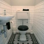 Space Saving Toilet Design for Small Bathroom 31