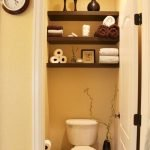 Space Saving Toilet Design for Small Bathroom 33