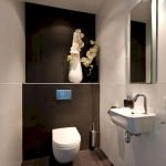 Space Saving Toilet Design for Small Bathroom 35