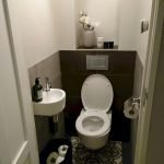 Space Saving Toilet Design for Small Bathroom 37