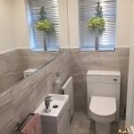 Space Saving Toilet Design for Small Bathroom 38
