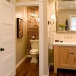 Space Saving Toilet Design for Small Bathroom 41