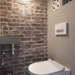 Space Saving Toilet Design for Small Bathroom 43