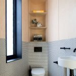 Space Saving Toilet Design for Small Bathroom 45