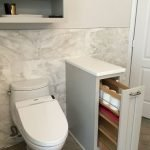 Space Saving Toilet Design for Small Bathroom 60