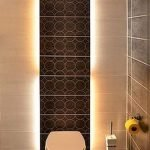 Space Saving Toilet Design for Small Bathroom 69
