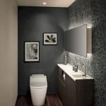 Space Saving Toilet Design for Small Bathroom 70
