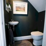 Space Saving Toilet Design for Small Bathroom 71