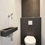 Space Saving Toilet Design for Small Bathroom 86
