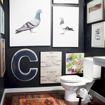 Space Saving Toilet Design for Small Bathroom 88