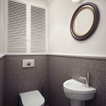 Space Saving Toilet Design for Small Bathroom 89