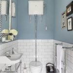 Space Saving Toilet Design for Small Bathroom 90