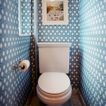Space Saving Toilet Design for Small Bathroom 92